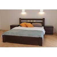 ліжко Геракл з низьким узніжжям