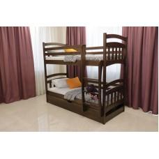 ліжко двоярусне Бембі з підйомним механізмом