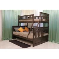 ліжко двоярусне Русалонька
