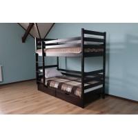 ліжко двоярусне (тріо) Шрек