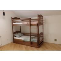 ліжко двоярусне Сонька з підйомним механізм