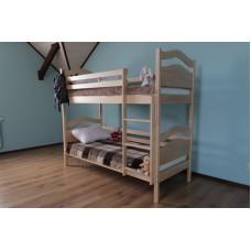 ліжко двоярусне (тріо) Вінні Пух