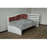 ліжко Софі (вставка тканина)