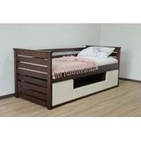 ліжко Телесик MAXI (з тумбою Сідней)