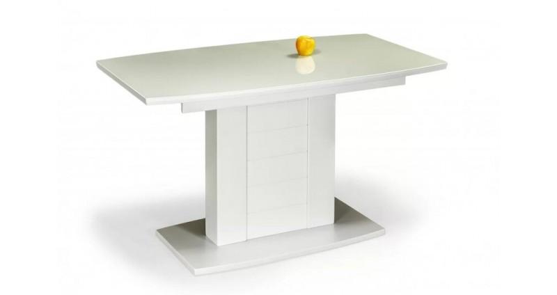 стіл розкладний Брістоль DIAMOND GLASS (зі склом)