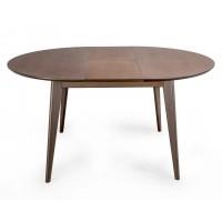 стіл розкладний Равена NEXT DIAMOND GLASS (зі склом)